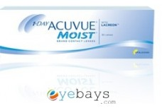 JOHNSON & JOHNSON ACUVUE MOIST 30 PACK